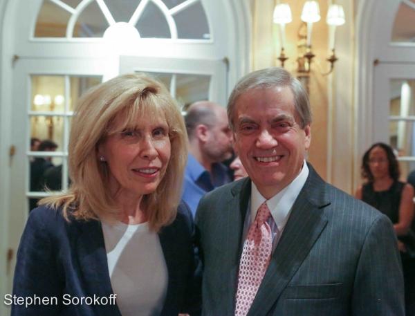 Shelly Goldstein & Michael Presser