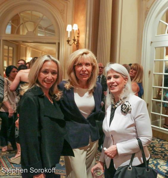 Eda Sorokoff, Shelly Goldstein, Jamie deRoy
