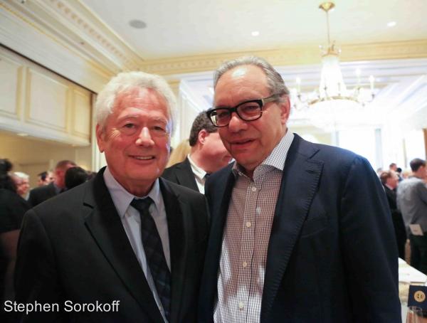 Stephen Sorokoff & Lewis Black