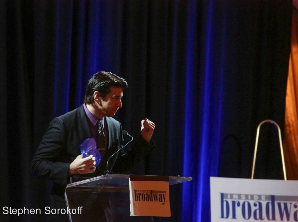 Photo Coverage: Anika Noni Rose & Andy Karl Honored at Inside Broadway Beacon Awards