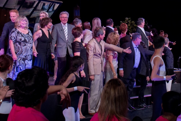 Photo Coverage: Billy Porter, Jane Lynch & More Take Bows at Public Theater's ONE THRILLING COMBINATION Gala