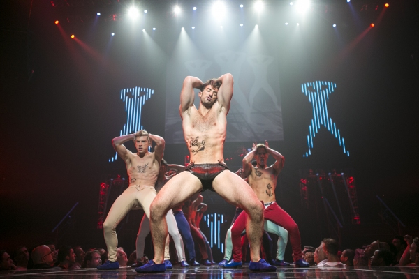Broadway Bares Cast, Photo Credit: Kevin Thomas Garcia