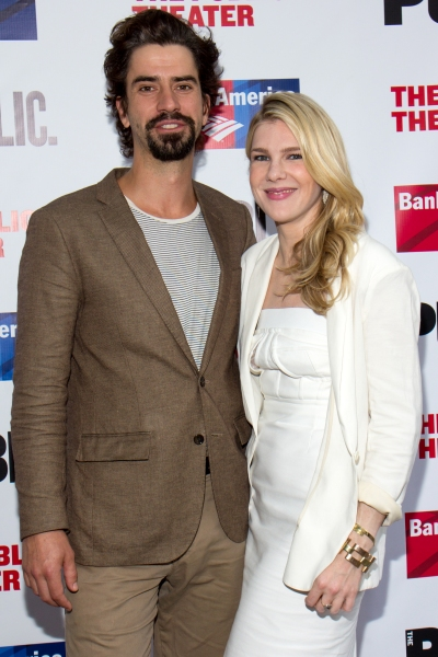 Hamish Linklater, Lily Rabe