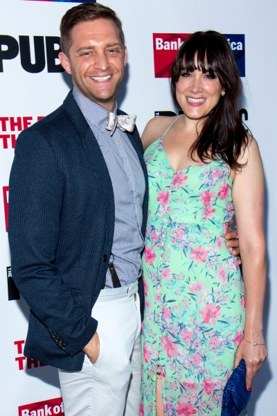 Photo Coverage: On the Red Carpet for Public Theater's ONE THRILLING COMBINATION Gala