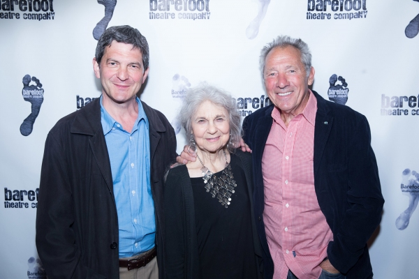 Tom Oppenheim, Lynn Cohen, Israel Horovitz