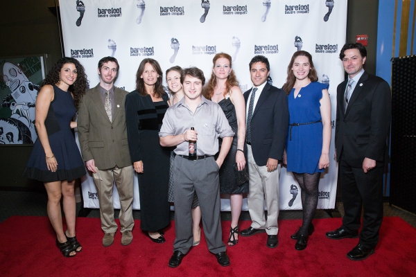 Photo Flash: Inside Barefoot Theatre Company's Benefit, Honoring Lynn Cohen, Israel Horovitz & More