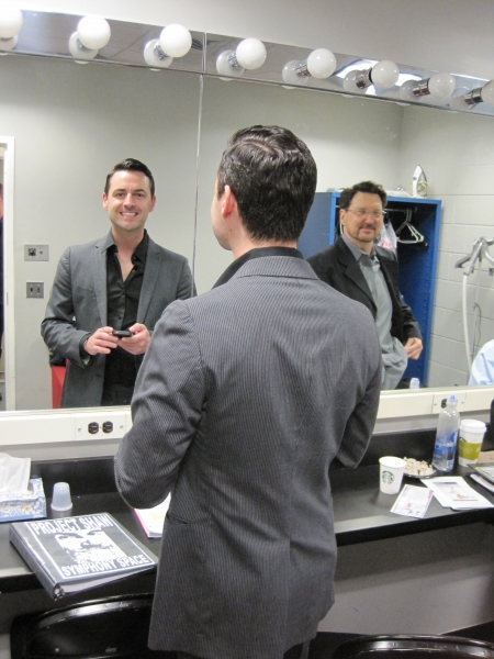 Max von Essen and Warren Kelley