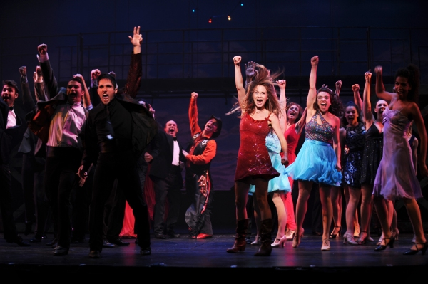 Photo Flash: First Look at Pittsburg CLO's Production of FOOTLOOSE