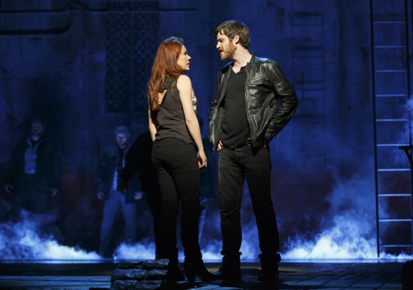 Photo Flash: First Look at Michael Esper, Rachel Tucker, Aaron Lazar and More in Sting's Broadway-Bound THE LAST SHIP!