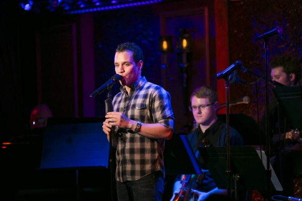 Photo Coverage: Alex Newell, Robin De Jesus & More Celebrate Pride at 54 Below!