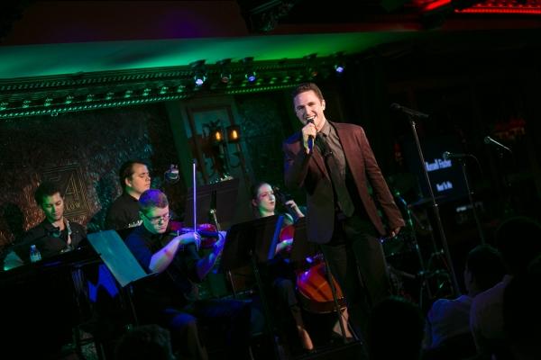 Photos: Alex Newell, Robin De Jesus & More Celebrate Pride at 54 Below!