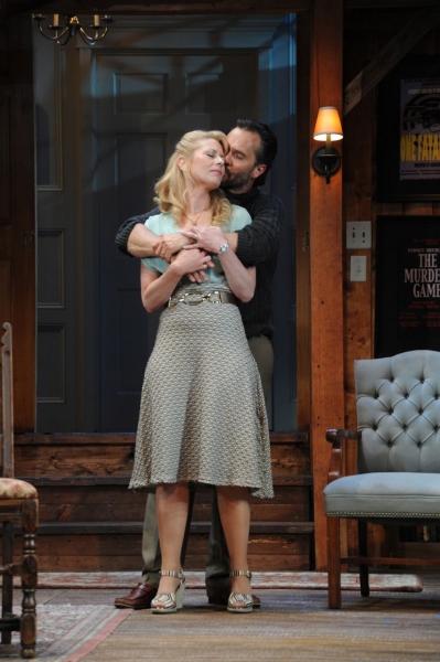 Photo Flash: First Look at Marsha Mason and More in DEATHTRAP at Bucks County Playhouse