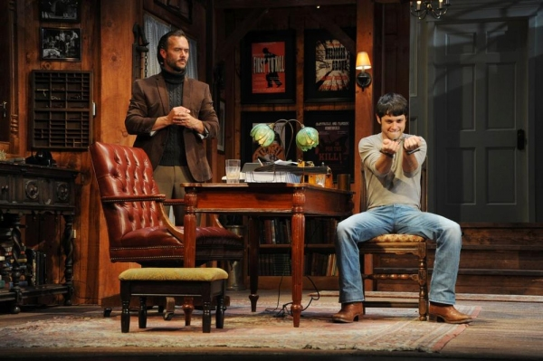 Photo Flash: First Look at Marsha Mason and More in DEATHTRAP at Bucks County Playhouse