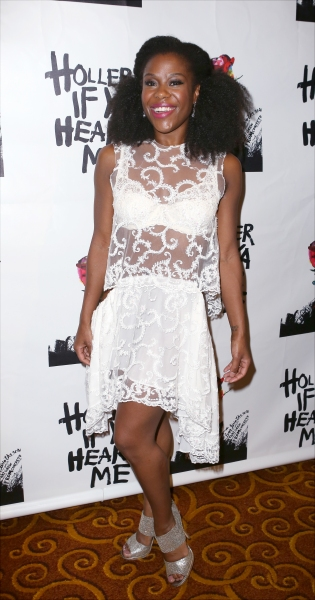 Photo Coverage: The Red Carpet Fashions of HOLLER IF YA HEAR ME!