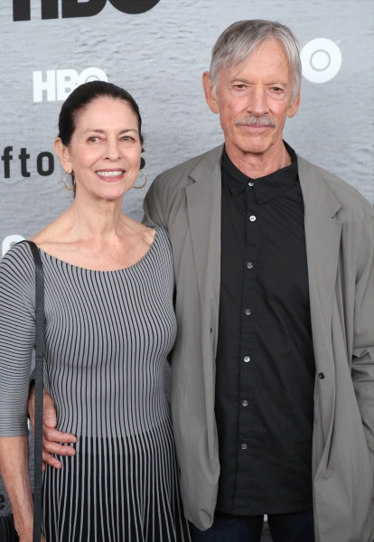 Scott Glenn and Carol Schwartz