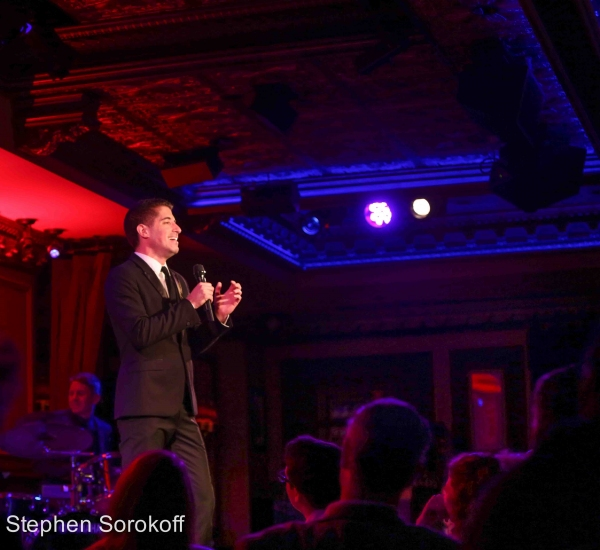 Photo Coverage: Will & Anthony Nunziata Bring THE BOYS ARE BACK to 54 Below