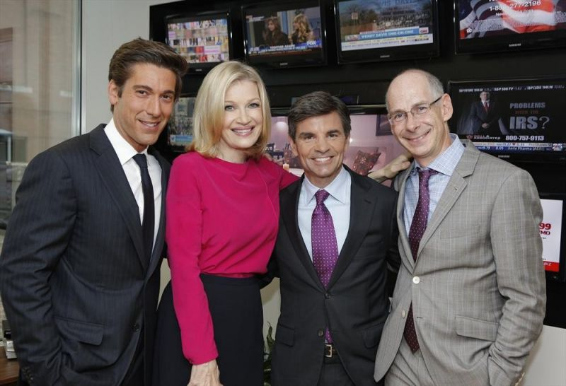 BREAKING! Diane Sawyer to Exit as ABC WORLD NEWS Anchor; David Muir to Step In