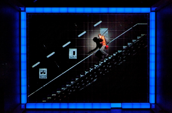 Photo Flash: First Look at West End Return of THE CURIOUS INCIDENT OF THE DOG IN THE NIGHT-TIME