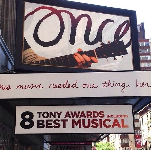 ONCE Unveils Fresh New Logo & Marquee Design