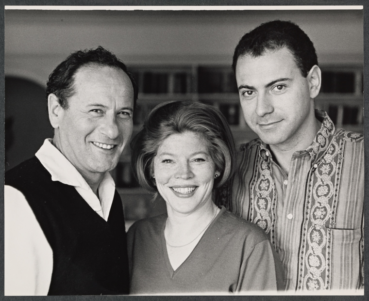 THEATRICAL THROWBACK THURSDAY: Eli Wallach & Cast Of LUV Show Game Faces
