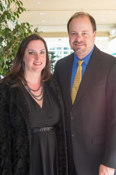 Emily and Lawrence Lohr of J. Lohr Vineyards