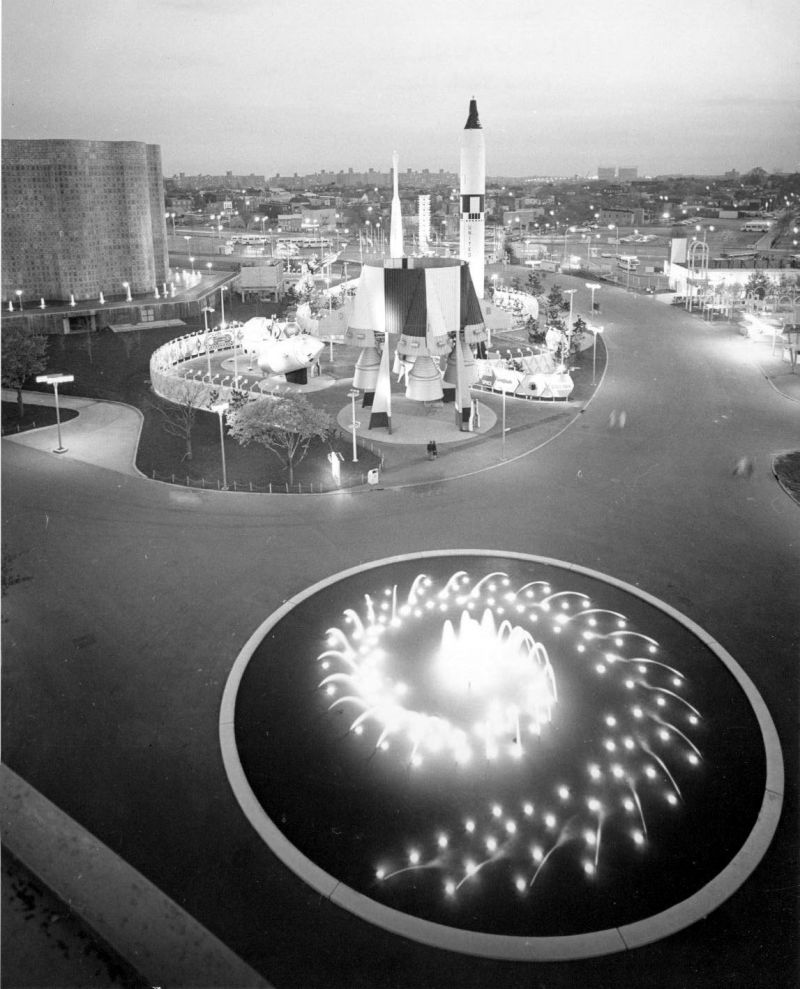 Photo Flash: Sneak Peek - 'TOMORROW'S WORLD' New York World's Fairs Exhibition Opens Tomorrow at Central Park