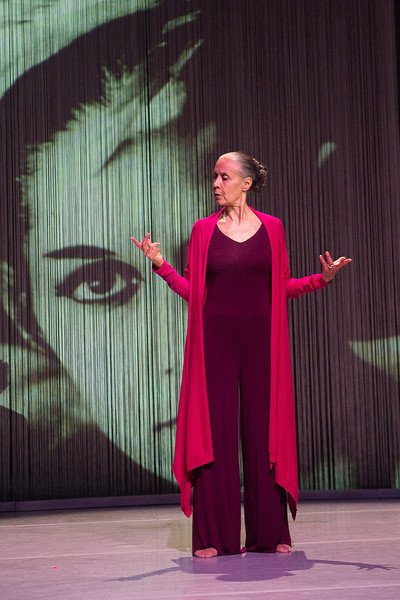 BWW Reviews: CARMEN DE LAVALLADE Doesn't Rest at JACOBS PILLOW