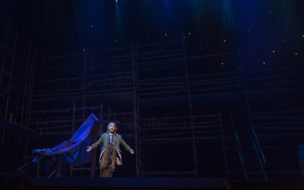 Photo Flash: First Look at the Cast of Lyric Theatre of Oklahoma's LES MISERABLES
