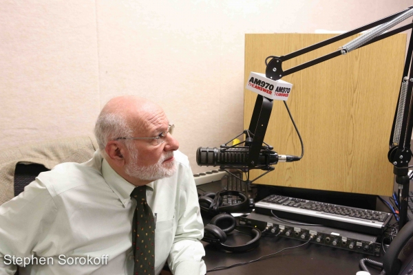 Photo Coverage: BACKSTAGE WITH PETER LeDONNE Premieres on AM 970 The Answer
