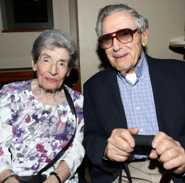 Nanette Larson and Allan Larson