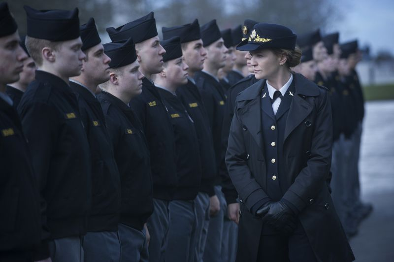 Photo: First Image of Joan Allen in Netflix's THE KILLING