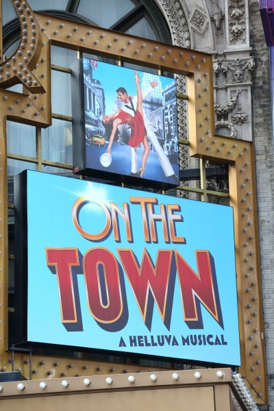 Up on the Marque: ON THE TOWN