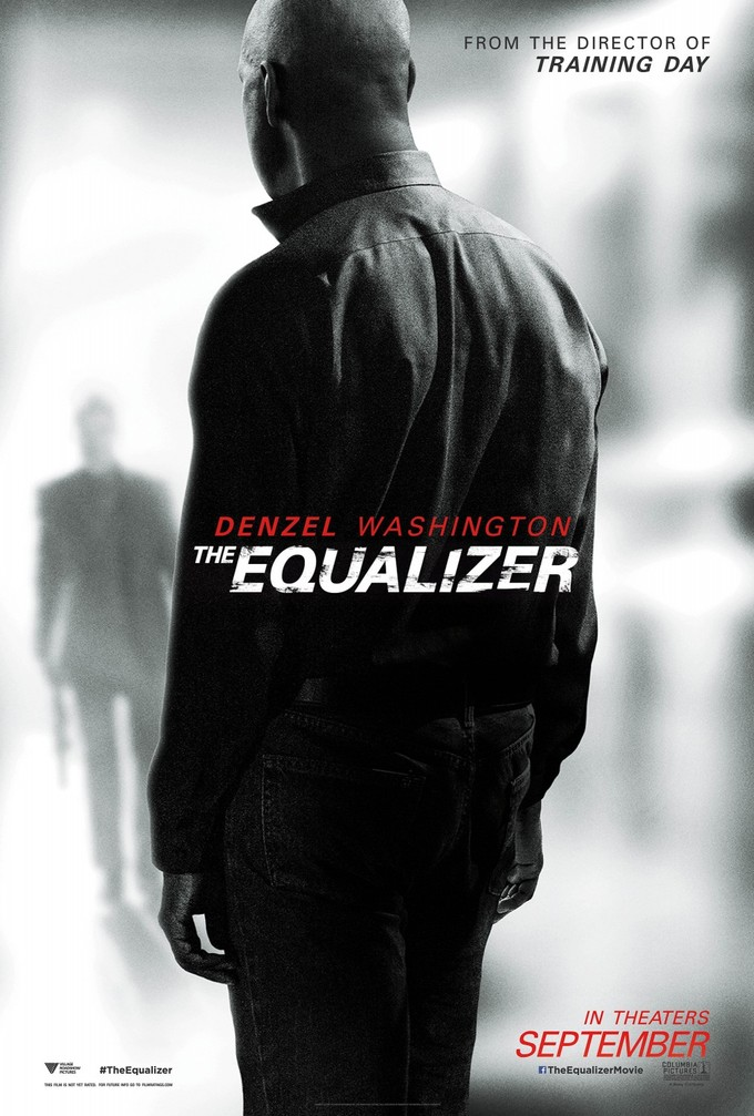 First Look - Denzel Washington in New Poster Art for THE EQUALIZER