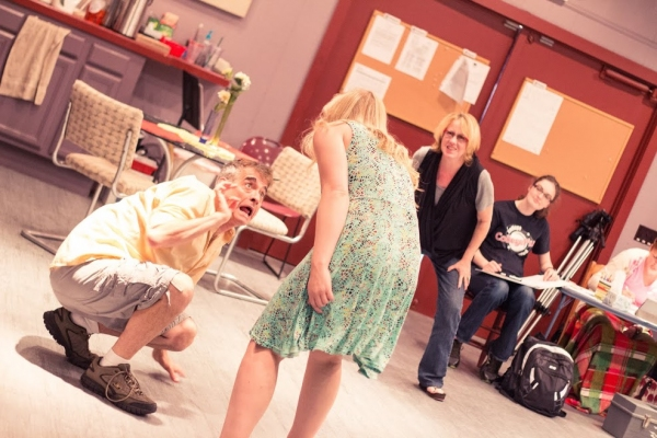 Photo Flash: In Rehearsal with BOEING BOEING at Flat Rock Playhouse