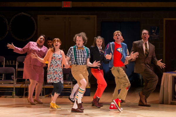 Photo Flash: First Look at Drury Lane Theatre's THE 25TH ANNUAL PUTNAM COUNTY SPELLING BEE