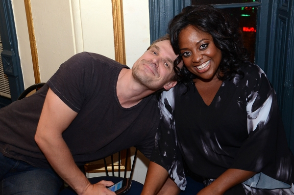 David Harbour, Sherri Shepherd