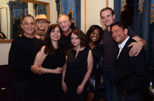 Tony Danza, Jennifer Coolidge, Dayle Reyfel, Alan Zweibel, Rachel Dratch, Sherri Shepherd, David Harbour, Eugene Pack