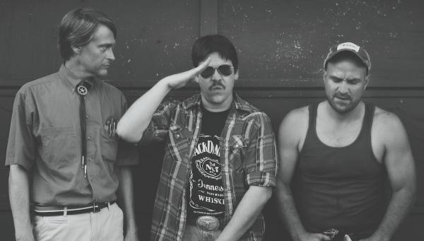 Ken Orman, Mike Schraeder and Joy Oglesby