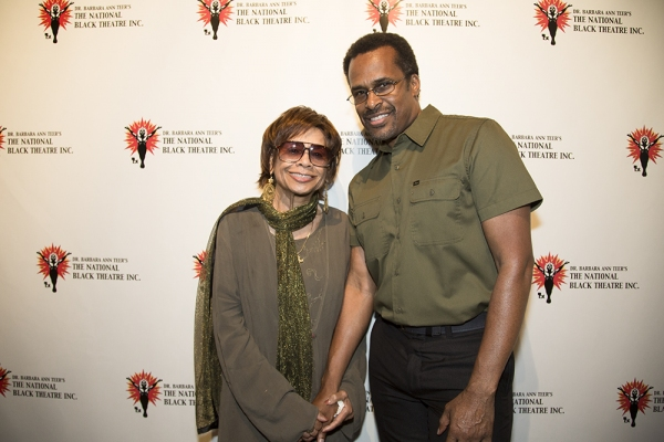 Photo Flash: National Black Theatre Celebrates 2014 Spirit Awards Gala