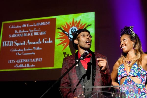 Photo Flash: National Black Theatre Celebrates 2014 Spirit Awards Gala
