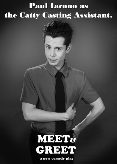 BWW Reviews: World Premiere Comedy MEET & GREET Takes Place in a Most Unusual Casting Office