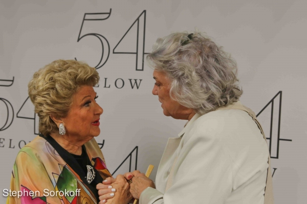Photo Coverage: Marilyn Maye Tributes Johnny Carson at 54 Below