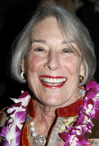 Mary Rodgers Guettel  attending the ''South Pacific'' Opening Night Performance After Party at Tavern On The Green Restaurant in New York City. April 3, 2008