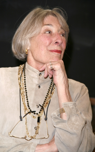 Mary Rodgers Guettel at the Opening Night of the Roundabout Theatre Company''s Production of SPEECH & DEBATE at the Black Box Theatre in New York City. October 29, 2007