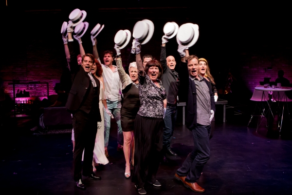 Photo Flash: A First Look at Theatre20's Production of 'COMPANY' - Opens Today!