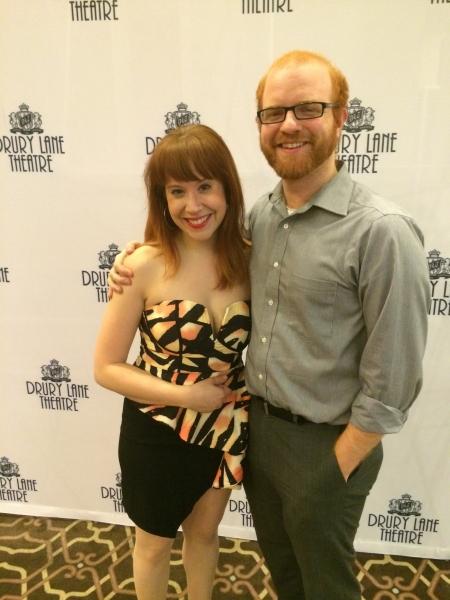 Landree Flemming and Matt Deitchman Photo