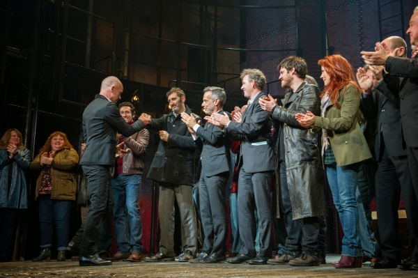 Photo Flash: THE LAST SHIP Celebrates Opening in Chicago with Sting, Michael Esper, Rachel Tucker and More!