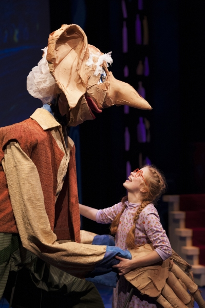 Photo Flash: First Look at THE BFG at Imagination Stage