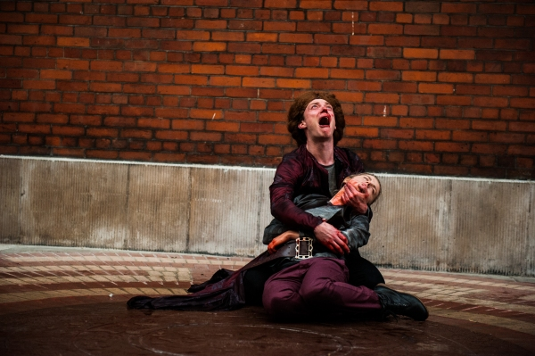 Photo Flash: First Look at David Hywel Baynes and More in Iris Theatre's RICHARD III
