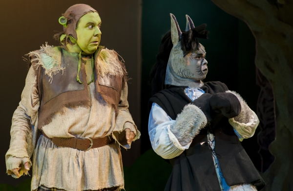 sc 1 st  Broadway World & Photo Flash: Inside Look at Berkeley Playhouseu0027s SHREK THE MUSICAL
